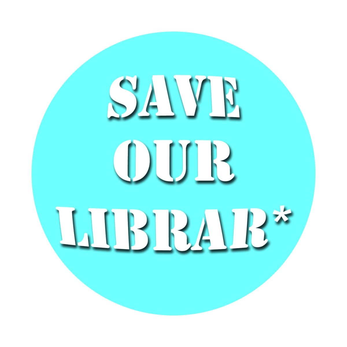 Save our Librar* by Andrea Davis
