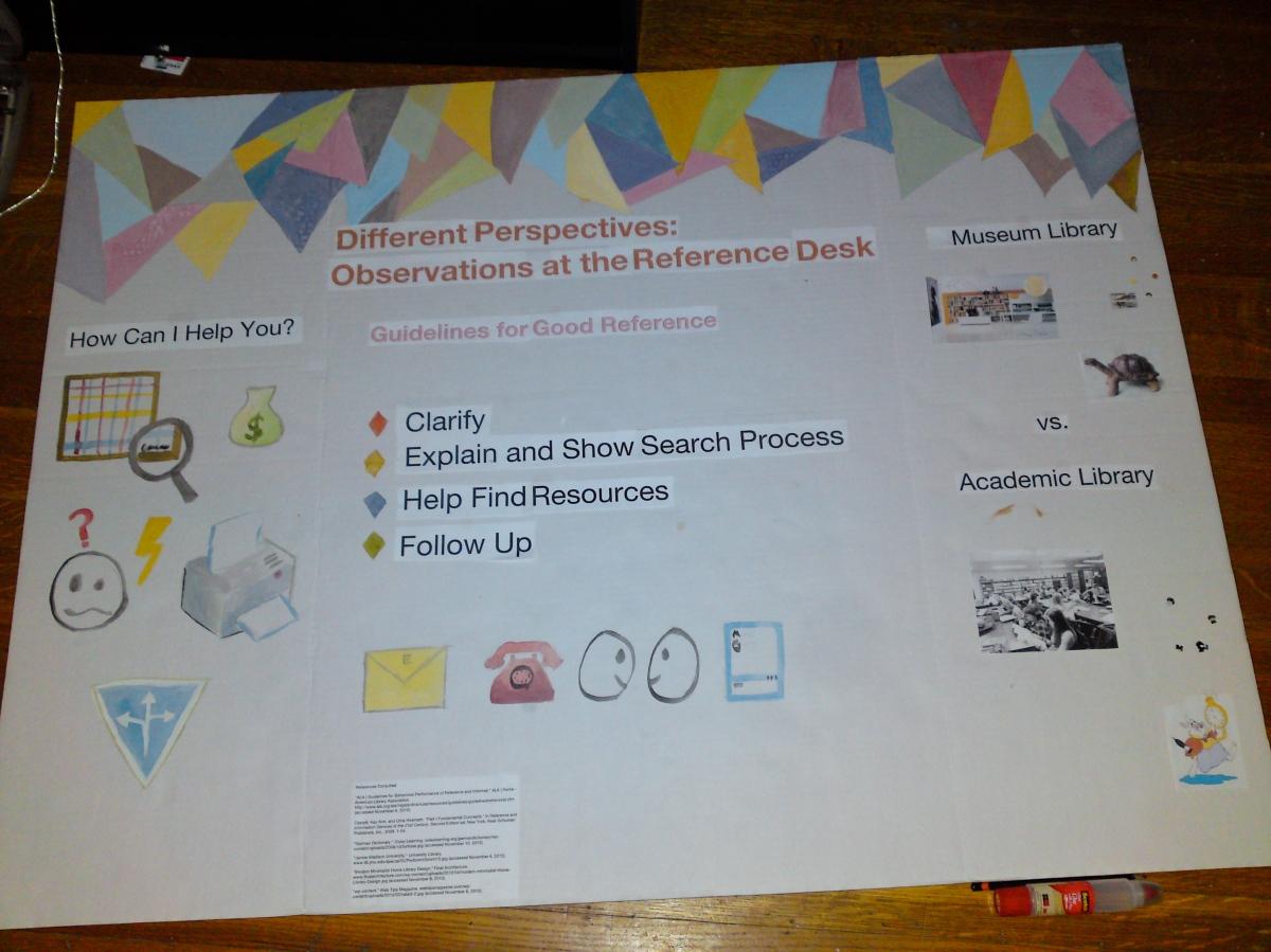 Annie's Practitioner Observation Poster