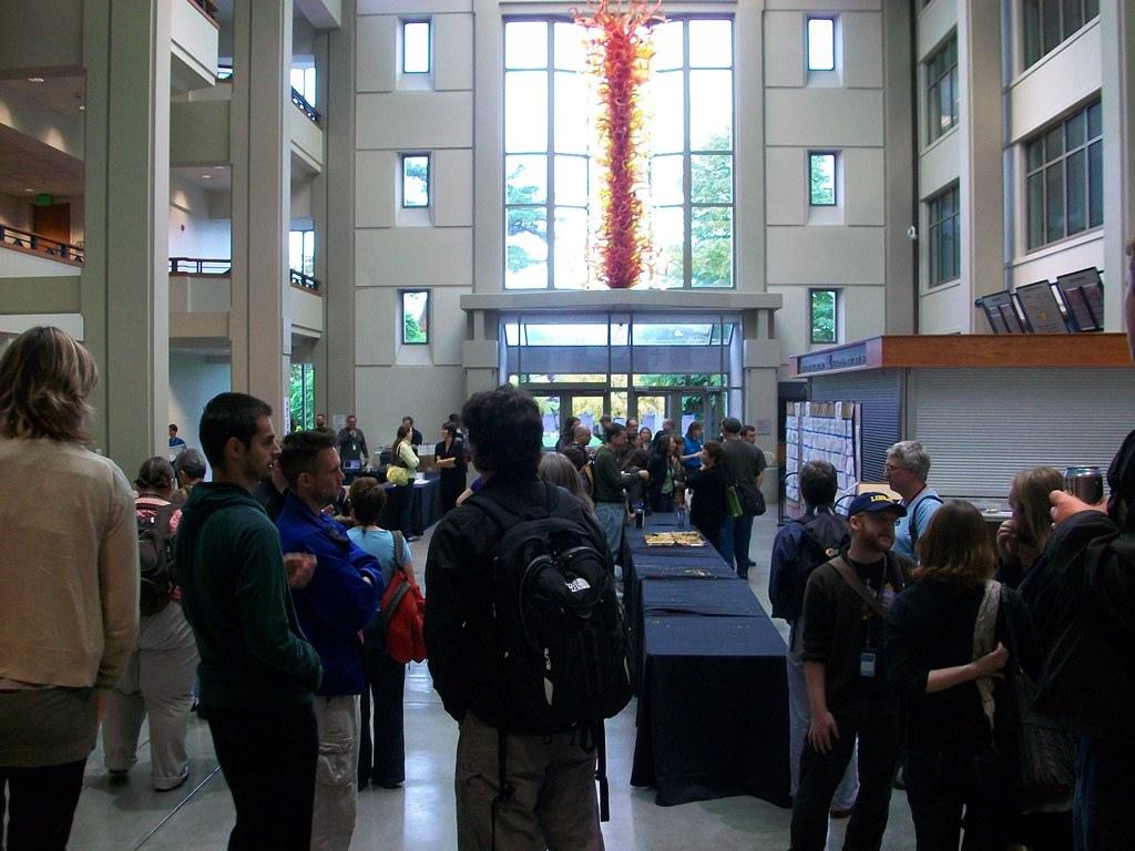Infocamp Seattle 2010