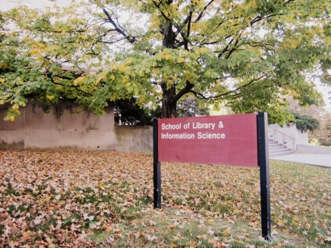 Photo of IU School of LIbrary and Information Science