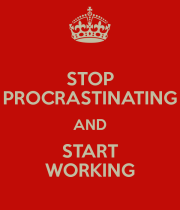 stop-procrastinating-and-start-working