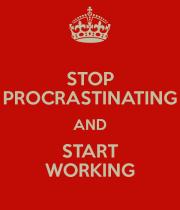 stop-procrastinating-and-start-working