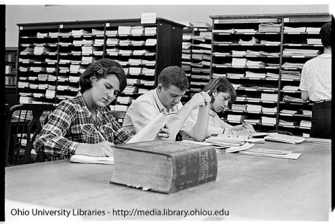 Image courtesy of the Ohio University Libraries