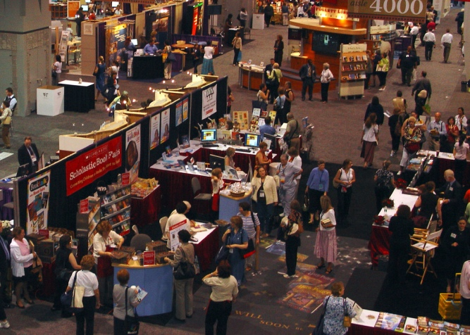 ALA exhibit hall