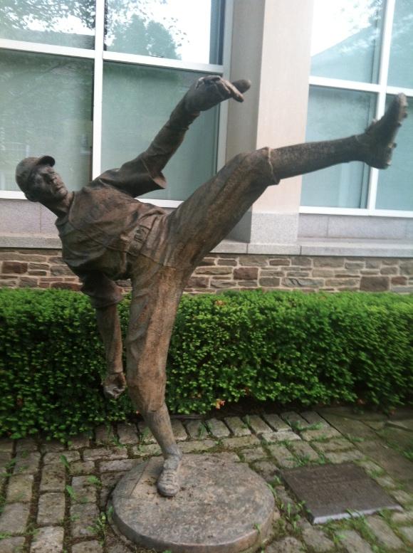 1 - Satchel Paige Statue