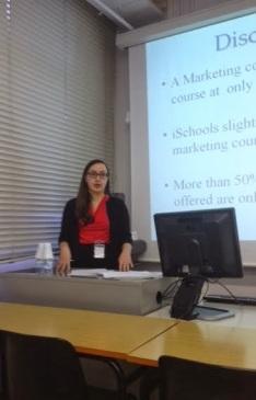 My presentation!