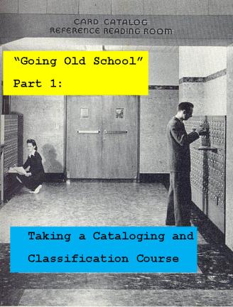 Cataloging Post