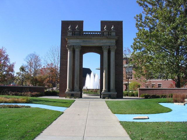 University of Illinois at Urbana-Champaign (Photograph taken by Dori - dori@merr.info)