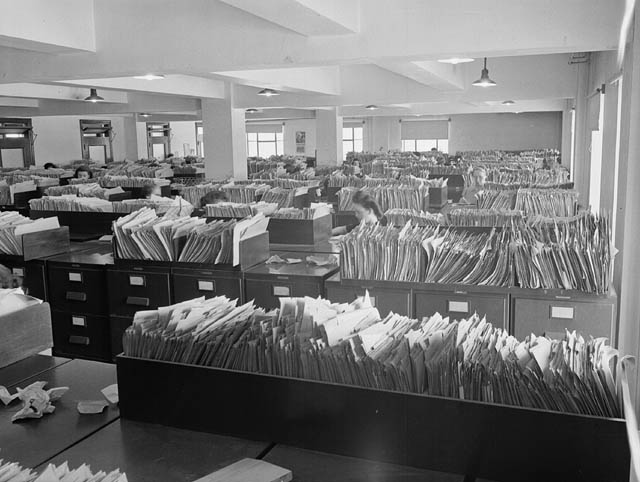 Photo: The Records and Files Department of the Central Experimental Farm, Ottawa