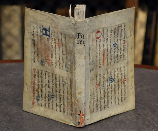 Manuscript Waste Binding! (Source: Burns Library, Boston College Flickr, CC BY-NC-ND 2.0)
