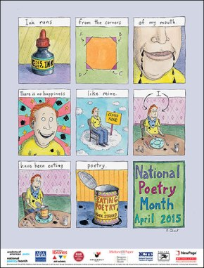 Hack National Poetry Month