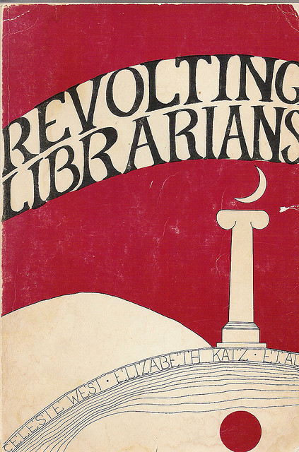 Cover of Revolting Librarians (1972)