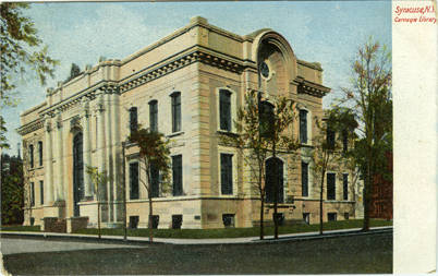 <a href='http://imagesearchnew.library.illinois.edu/cdm/ref/collection/koopman/id/1074'>Carnegie Library</a>. Sjoerd Koopman Library Postcard Collection, University of Illinois at Urbana-Champaign. University Archives.