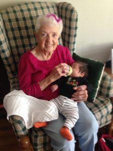 Grandma picture